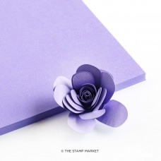 The Stamp Market - Lilac Cardstock (4 sheets)
