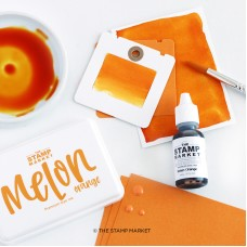 The Stamp Market - Melon Orange REFILL