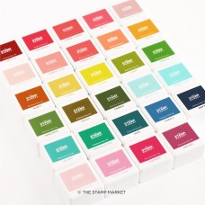 The Stamp Market - Color Crush Ink Cube Bundle