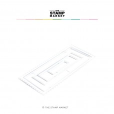 The Stamp Market - Mini Slimline Basics Dies