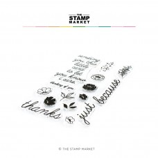 The Stamp Market - Mini Somethings Stamp