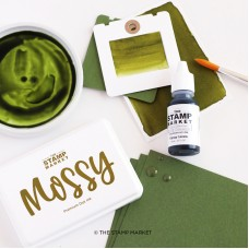 The Stamp Market - Mossy REFILL