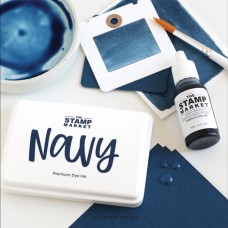 The Stamp Market - Navy REFILL