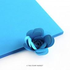The Stamp Market - Ocean Cardstock (4 sheets)