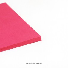 The Stamp Market - Peony Cardstock (4 sheets)