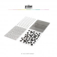 The Stamp Market - Petite Painted Patterns