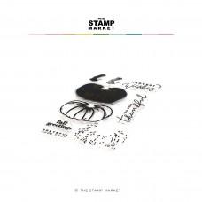 The Stamp Market - Pretty Pumpkin