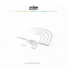 The Stamp Market - Rainbows of Happiness Dies
