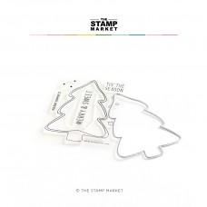 The Stamp Market - Christmas Tree Cookie Bundle