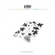 The Stamp Market - Feeling Love & Thanks Stamp