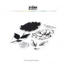 The Stamp Market - Jumbo Vintage Bloom