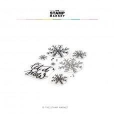 The Stamp Market - Let it Snow Stamp Set