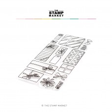 The Stamp Market - It's A Wrap Stamp