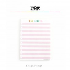 The Stamp Market - To Do Notepad