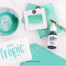 The Stamp Market - Tropic Teal REFILL