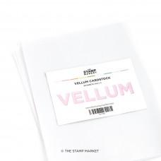 The Stamp Market - Vellum Cardstock
