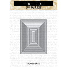 The Ton - Rectangle A2 Nested Dies