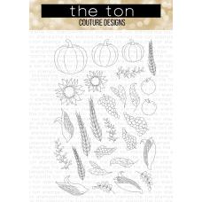 The Ton - Autumn Coloring Bits