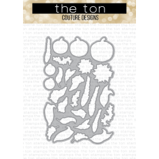 The Ton - Autumn Coloring Bits Coordinating Die