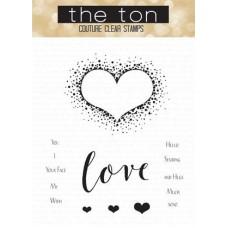 The Ton - Bokeh Burst Heart