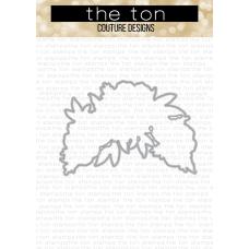The Ton - Bonny Blooms Coordinating Die