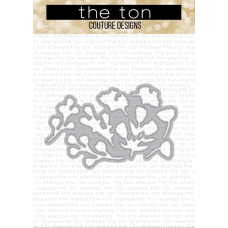 The Ton - Ditsy Bits Coordinating Die