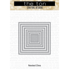 The Ton - Double Pierced Square Nested Dies