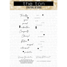 The Ton - Easy Expressions Cheers
