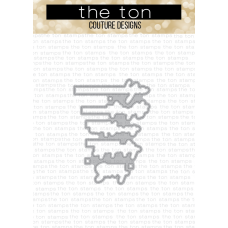 The Ton - Easy Expressions Sympathy Coordinating Die