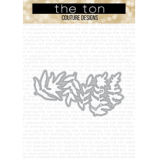 The Ton - Fancy Foliage Coordinating Die