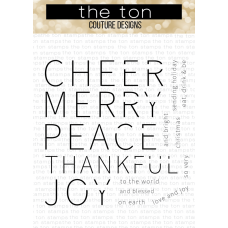 The Ton - Fill It In Holiday
