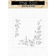 The Ton - Foliage Stencil