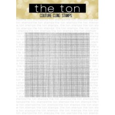 The Ton - Fresh Linen Cling Background