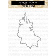The Ton - Gladiola Cheer Coordinating Die