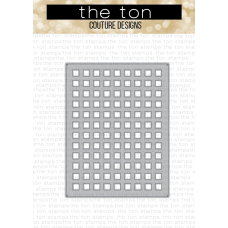 The Ton - Grid A2 Coverplate Die