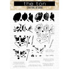 The Ton - Grouped Fresh Poppies