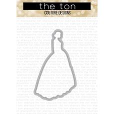 The Ton - Haute Wedding Dress Coordinating Die