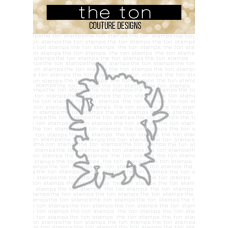 The Ton - Heartfelt Blossoms Coordinating Die