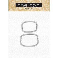 The Ton - Macarons Coordinating Dies