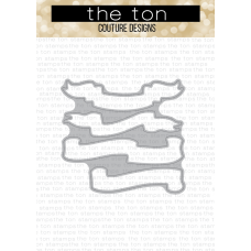 The Ton - Many Banners Coordinating Dies