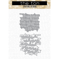 The Ton - Many Sentiments Coverplate Dies