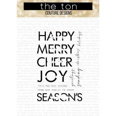 The Ton - Modern Christmas Greetings