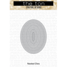 The Ton - Oval Nested Dies