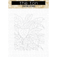 The Ton - Refreshing Evergeen Cling Background