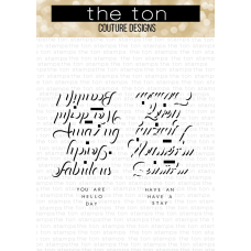 The Ton - Ribbons Affirmations