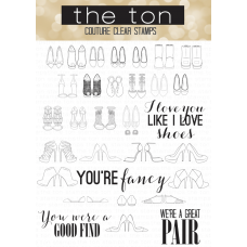 The Ton - Shoe Wardrobe 2d. Ed. Outlined