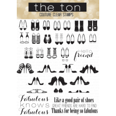 The Ton - Shoe Wardrobe 2d. Ed. Solid