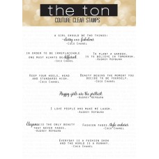 The Ton - Timeless Icons Sentiments