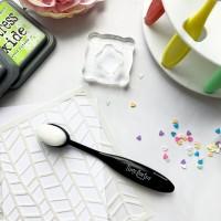 Time For Tea Designs - Beautiful Blender Brush - Midi (Black)