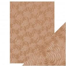 Tonic Studios - Craft Perfect - Specialty Paper - Warm Dahlia (150 gsm A4 - 5 sheets)